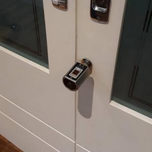 Empresa de fechadura biométrica residencial