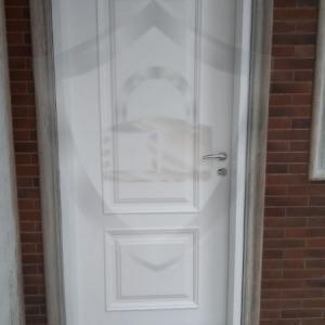Blindagem de portas residenciais