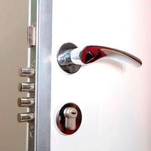 Fechadura de segurança para porta